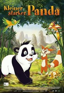 Kleiner starker Panda stream
