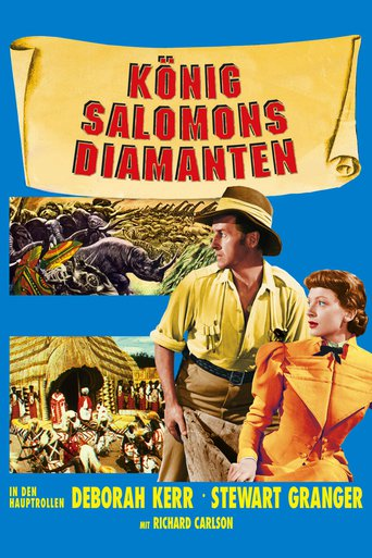 König Salomons Diamanten - stream