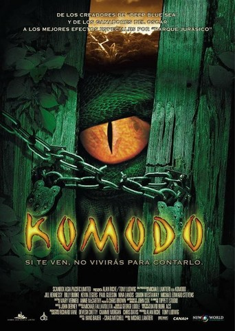 Komodo - The living terror stream