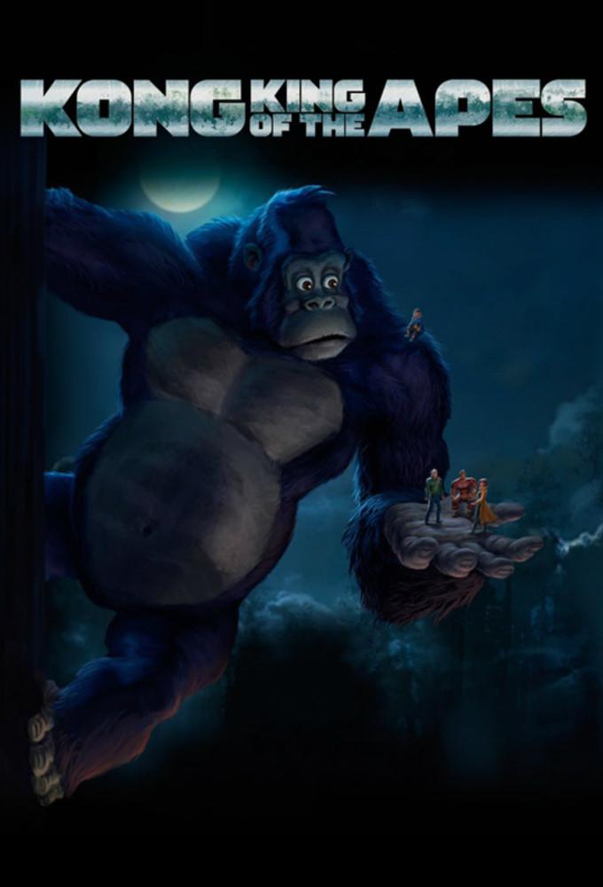 Kong – König der Affen stream