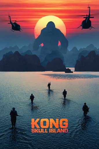 Kong: Skull Island / Godzilla 2-Film Collection stream