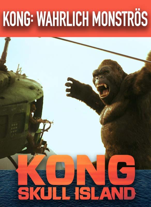 Kong: Wahrlich monströs stream