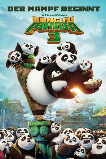 Kung Fu Panda 3 - stream