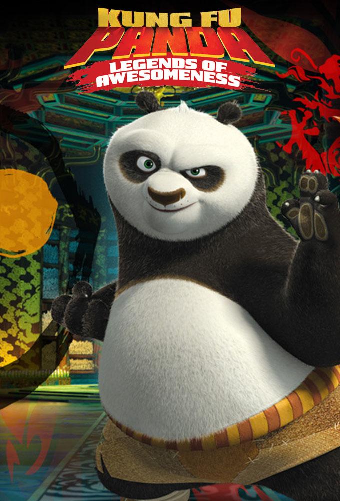 Kung Fu Panda: Legends of Awesomeness / Kung Fu Panda – Legenden von Fell und Fu - stream