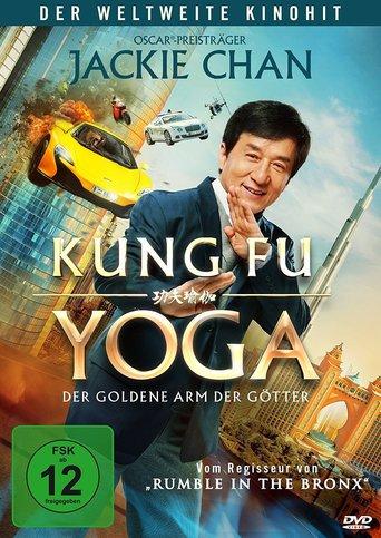 Kung Fu Yoga - Der goldene Arm der Götter Stream