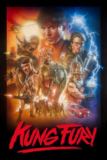 Kung Fury - stream