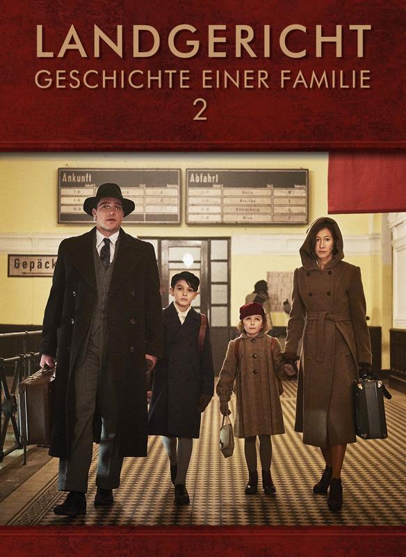 Landgericht - Geschichte einer Familie - Teil 2 stream