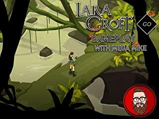 Lara Croft Go Gameplay With Mega Mike Stream