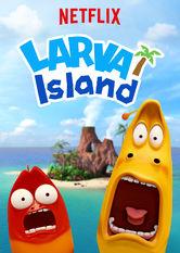 Larva Island stream