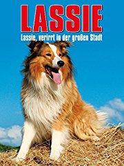 Lassie, verirrt in der großen Stadt stream