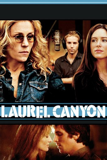Laurel Canyon - stream