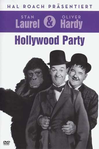 Laurel & Hardy: Hollywood Party stream