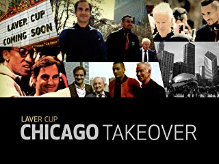 Laver Cup Chicago Takeover stream
