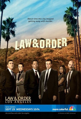 Law & Order: Los Angeles stream
