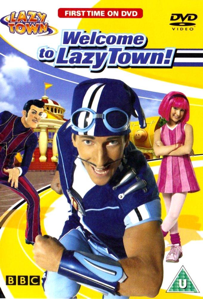 LazyTown – Los geht's stream