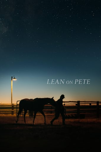 Lean on Pete - stream