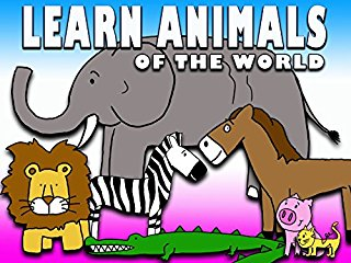 Learn Animals of the World! stream