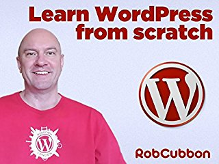 Learn WordPress Website Creation & Web Design From Scratch - stream