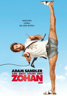 Leg dich nicht mit Zohan an - stream