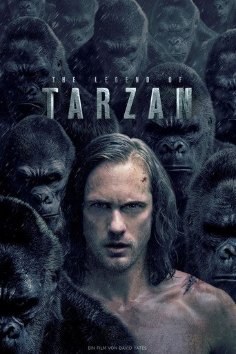 Legend Of Tarzan stream