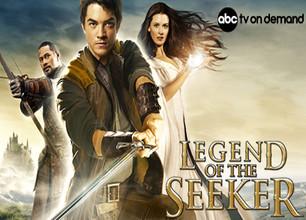 Legend of the Seeker - stream