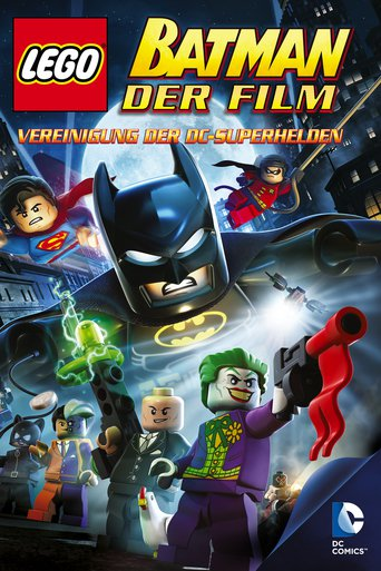 LEGO Batman - Der Film: Vereinigung der DC-Superhelden stream