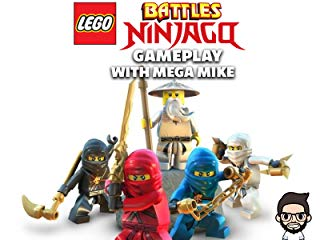 Lego Battles Ninjago Playthrough With Mega Mike stream