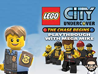 Lego City Undercover The Chase Begins Playthrough With Mega Mike Stream