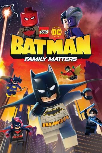 LEGO DC: Batman: Familienangelegenheiten Stream