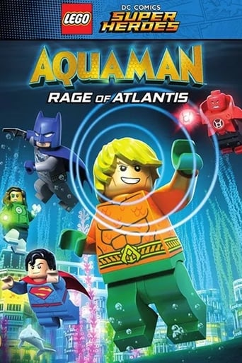 LEGO DC Comics Super Heroes - Aquaman - stream