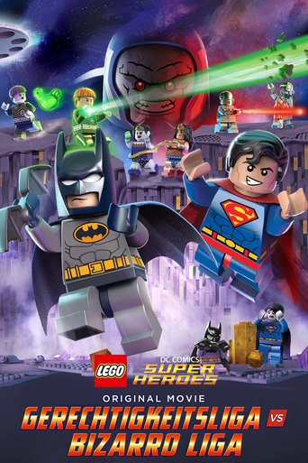 LEGO DC Comics Super Heroes - Gerechtigkeitsliga vs. Bizarro Liga stream
