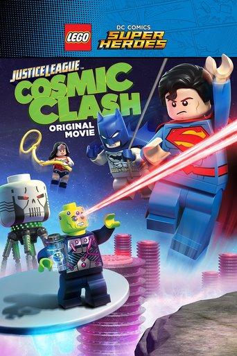 Lego DC Comics Super Heroes: Justice League - Cosmic Clash stream