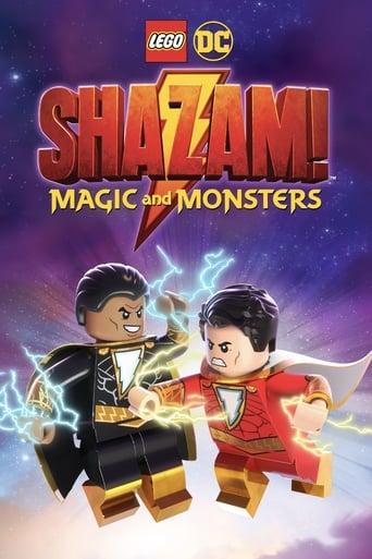 LEGO DC Shazam! stream
