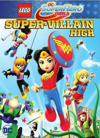 LEGO DC Super Hero Girls - Die Superschurken-Schule Stream