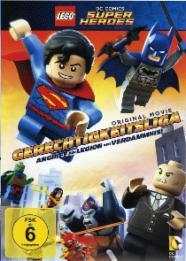 LEGO DC Super Heroes - Angriff der Legion der Verdammnis stream