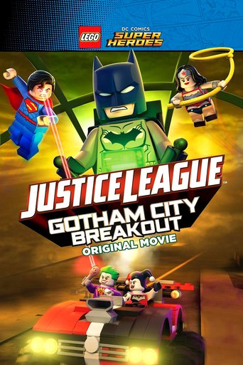 LEGO DC Super Heroes: Justice League: Gotham City Breakout Stream