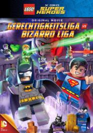 LEGO DC Super Heroes - Justice League VS Bizarro League stream