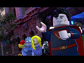 Lego DC Super Villains Gameplay With Mojo Matt stream