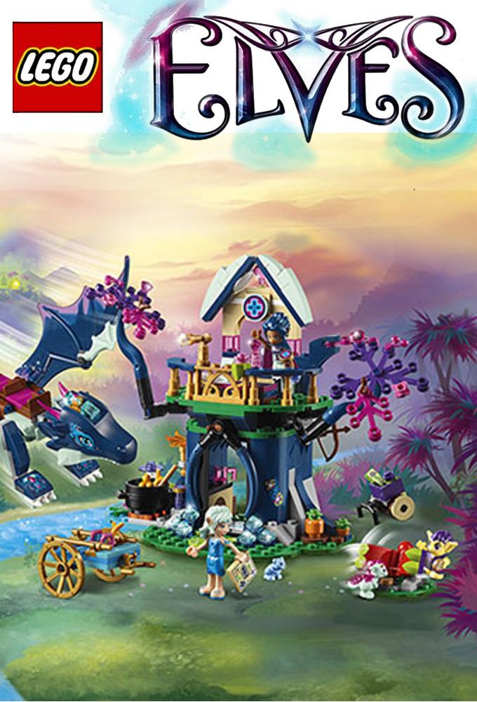 LEGO Elves: Geheimnisse von Elvendale stream