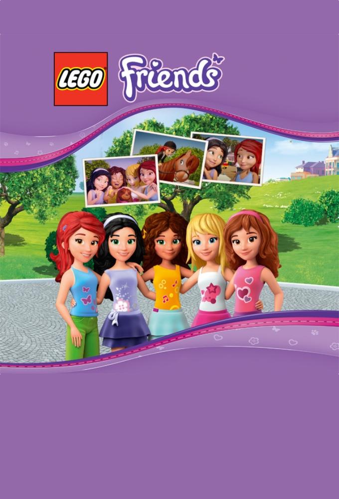 LEGO Friends: Freunde schaffen alles stream