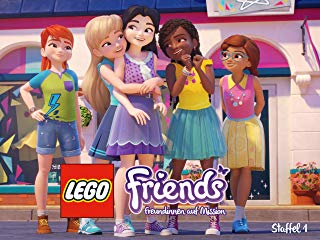 LEGO Friends Freundinnen auf Mission stream