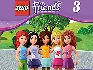 Lego Friends stream