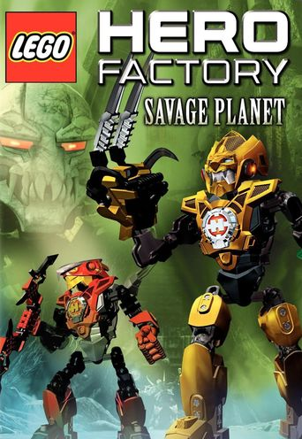 LEGO Hero Factory - Der wilde Planet stream