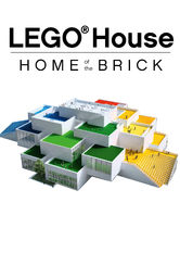 LEGO House - Home of the Brick stream
