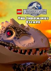 LEGO Jurassic World: Flucht des Indominus Rex™ stream