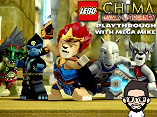 Lego Legends Of Chima Lavals Journey Playthrough With Mega Mike stream