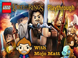Lego Lord Of The Rings Playthrough With Mojo Matt Stream