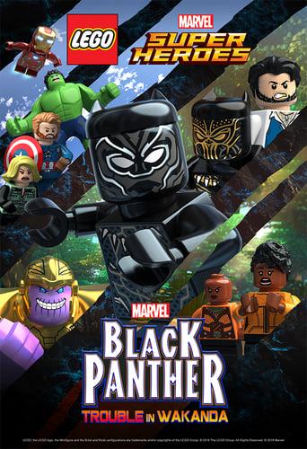 LEGO Marvel Black Panther stream