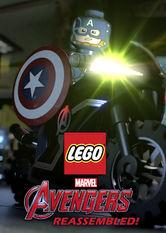 LEGO Marvel Superhelden: Avengers neu montiert! stream