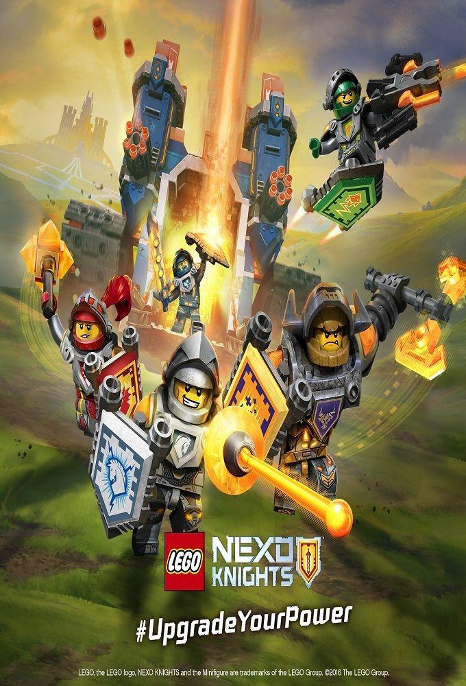 LEGO Nexo Knights – Die Ritter der Zukunft stream